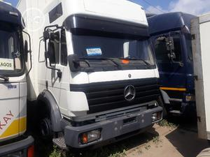 Mercedes-benz 1820 2001 White   Trucks & Trailers for sale in Lagos State, Apapa