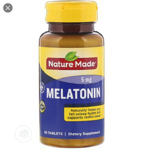 Nature Made, Melatonin, 5 Mg, 90 Tablets   Vitamins & Supplements for sale in Lagos State, Ojo