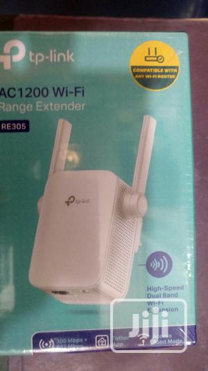 Tplink Ac1200 Wifi Range Extender(Re-305)   Computer Accessories  for sale in Lagos State, Ikeja