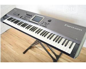 Korg Fantom Fa Workstation Keyboard UK Used   Musical Instruments & Gear for sale in Lagos State, Ikeja