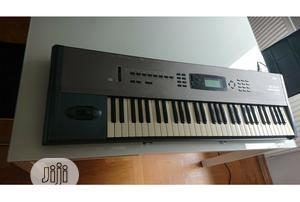 Korg N364 Workstation Keyboard UK Used   Musical Instruments & Gear for sale in Lagos State, Ikeja