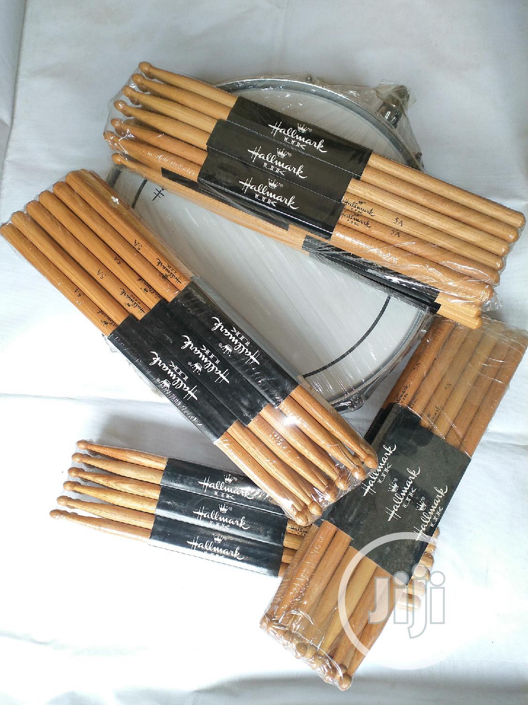 Hallmark-uk Selected Hickory Drum Sticks