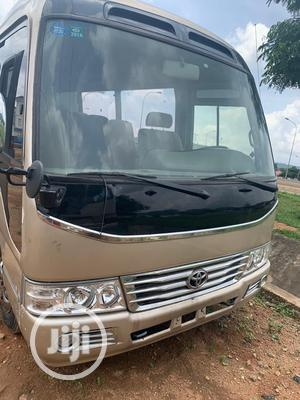Toyota Coaster 2013 Gold | Buses & Microbuses for sale in Abuja (FCT) State, Gwarinpa