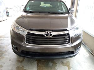 Toyota Highlander 2016 Brown | Cars for sale in Lagos State, Surulere