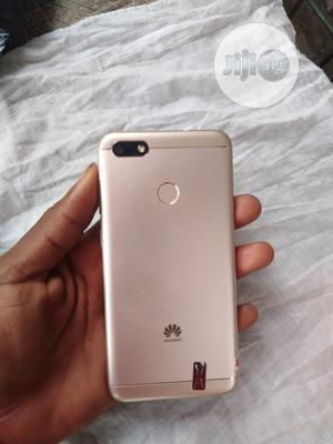 Huawei Y6 Pro 32 GB Gold   Mobile Phones for sale in Lagos State, Ajah