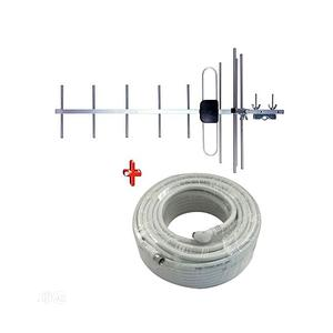 Startimes Antenna + 10m Cable | Accessories & Supplies for Electronics for sale in Lagos State, Ojo