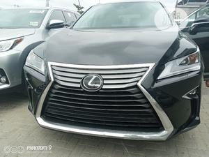 Lexus RX 2019 350L Luxury AWD Black | Cars for sale in Lagos State, Apapa