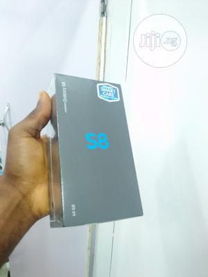 New Samsung Galaxy S8 64 GB Blue | Mobile Phones for sale in Lagos State, Ikeja