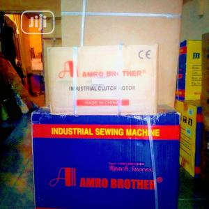 Amro Brother Industrial Straight Sewing Machine | Home Appliances for sale in Lagos State, Mushin
