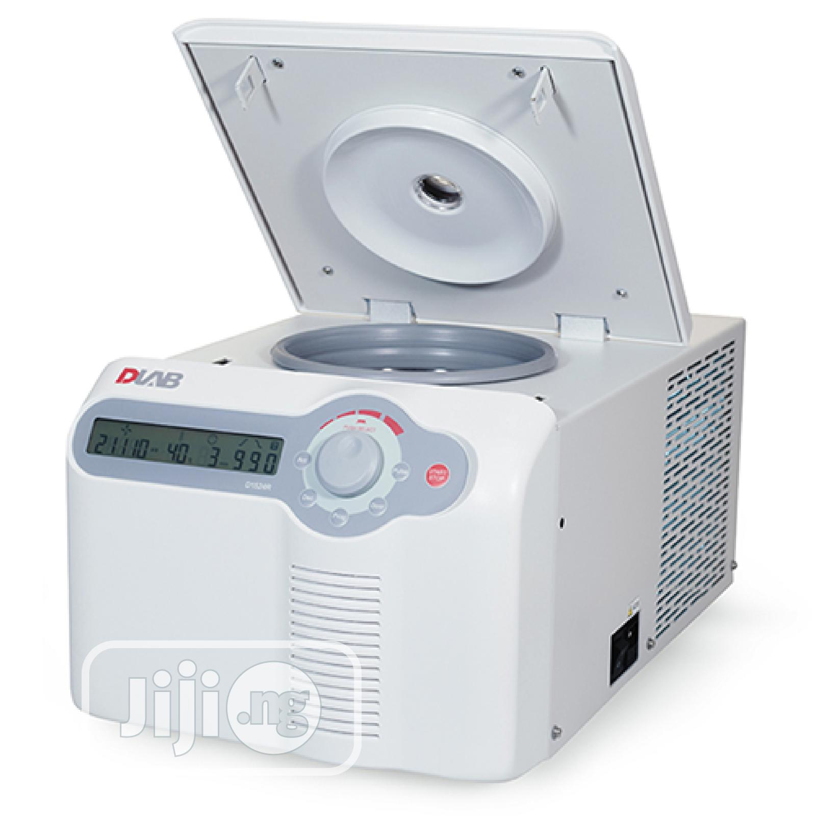 D1524R High-speed Refrigerated Micro Centrifuge
