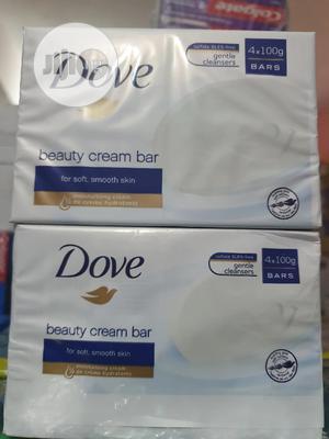 Dove Soap Beauty Cream Bar X 1pack | Bath & Body for sale in Lagos State, Oshodi