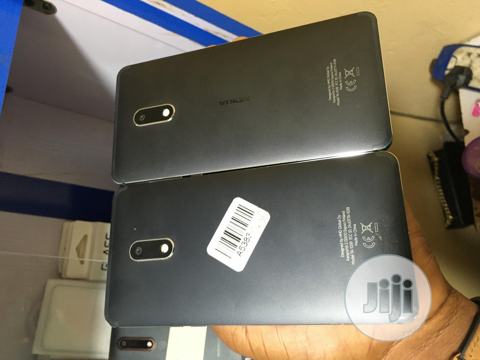 Archive: Nokia 6 64 GB Black