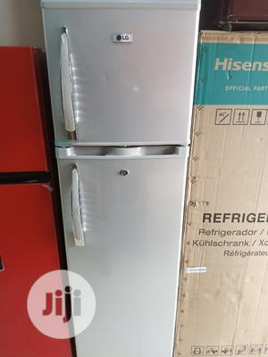 Brand New LG Double Door Fridge,250L, Silver, External | Kitchen Appliances for sale in Lagos State, Ojo