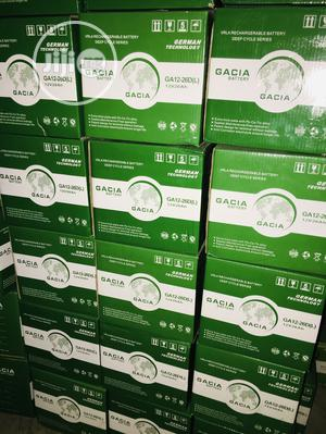 26ah 12v Gacia Battery Available With 1yr Warranty   Solar Energy for sale in Lagos State, Ojo