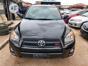 Toyota RAV4 2009 Sport V6 Black   Cars for sale in Lagos State, Ikeja