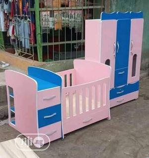 Baby Cot And Wardrobe | Children's Furniture for sale in Lagos State, Ajah