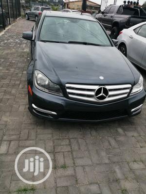Mercedes-Benz C300 2012 Black | Cars for sale in Lagos State, Lekki
