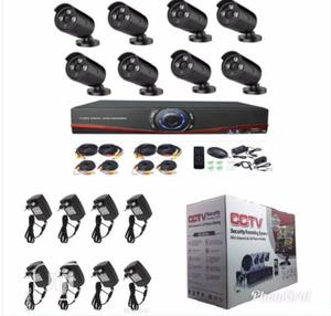 CCTV Security Recording System Internet 3G Phone Viewing   Security & Surveillance for sale in Lagos State, Ikeja