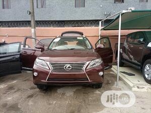 Lexus RX 2014 350 AWD Brown   Cars for sale in Lagos State, Amuwo-Odofin