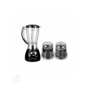 3 in 1 Electric Blender With Mill -Master Chef 27-07   Kitchen Appliances for sale in Lagos State, Alimosho