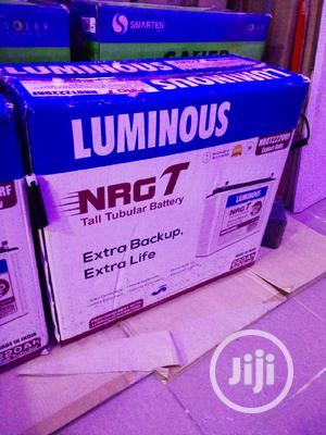 220ah Luminous Tall Tubular Batteries | Electrical Equipment for sale in Lagos State, Ikeja