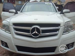 Mercedes-Benz GLK-Class 2010 350 4MATIC White | Cars for sale in Enugu State, Enugu