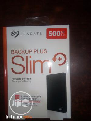 Seagate 500gb Slim 3.0 | Computer Hardware for sale in Lagos State, Magodo