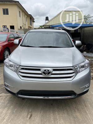 Toyota Highlander 2012 Limited Silver | Cars for sale in Oyo State, Ibadan