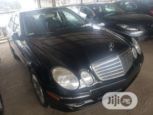 Mercedes-Benz E350 2009 Black | Cars for sale in Lagos State, Surulere