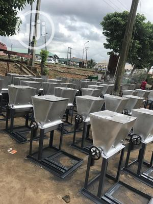 Complete Set Of Garri Processing Machine Made With Stainles | Farm Machinery & Equipment for sale in Lagos State, Ojo