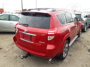 Toyota RAV4 2012 3.5 Limited Red | Cars for sale in Lagos State, Apapa