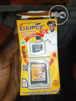 64GB Chupez Class 10 Memory Card (Supports HD Video)   Accessories for Mobile Phones & Tablets for sale in Oyo State, Ibadan