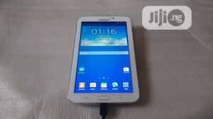 Samsung Galaxy Tab 3 7.0 WiFi 8 GB White   Tablets for sale in Lagos State, Ojodu