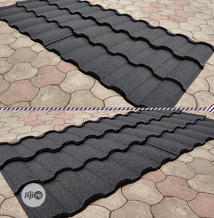Black Roman Stone Coated Roofing Tiles | Building Materials for sale in Lagos State, Lekki