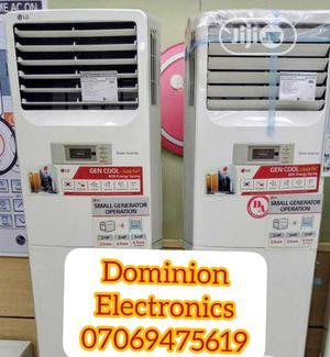 LG (INVERTER) Standing Floor 2ton AC Copper Original 2years | Home Appliances for sale in Lagos State, Ojo