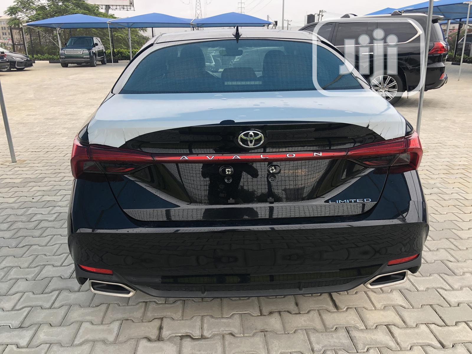 New Toyota Avalon 2019 Black   Cars for sale in Lekki, Lagos State, Nigeria