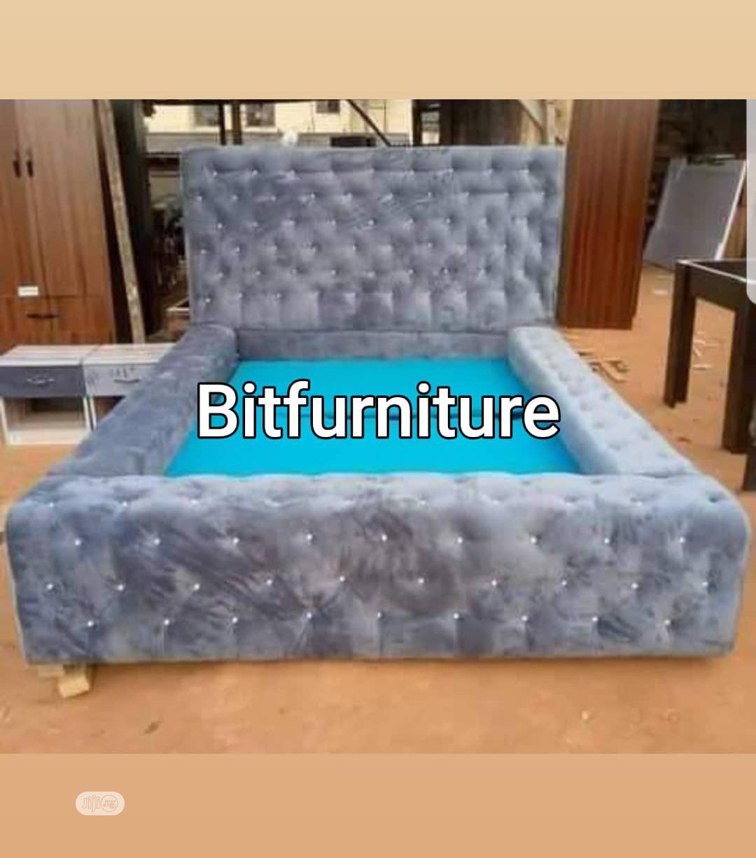 Modern Design Bed Frame