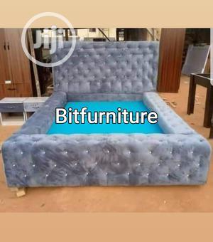 Modern Design Bed Frame | Furniture for sale in Lagos State, Amuwo-Odofin