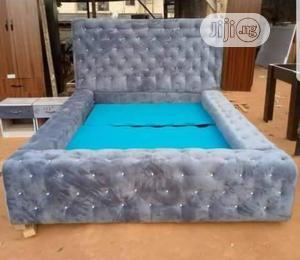 Modern Design Bed Frame | Furniture for sale in Lagos State, Alimosho