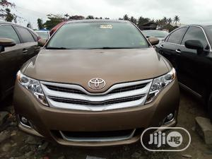 Toyota Venza 2010 V6 Gold   Cars for sale in Lagos State, Apapa