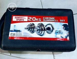 20kg Dumbbells. | Sports Equipment for sale in Lagos State, Surulere