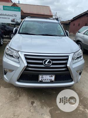 Lexus GX 2016 460 Luxury Silver   Cars for sale in Lagos State, Surulere