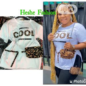 Turkey Animal Skin Top With Side Purse | Clothing for sale in Lagos State, Ikeja