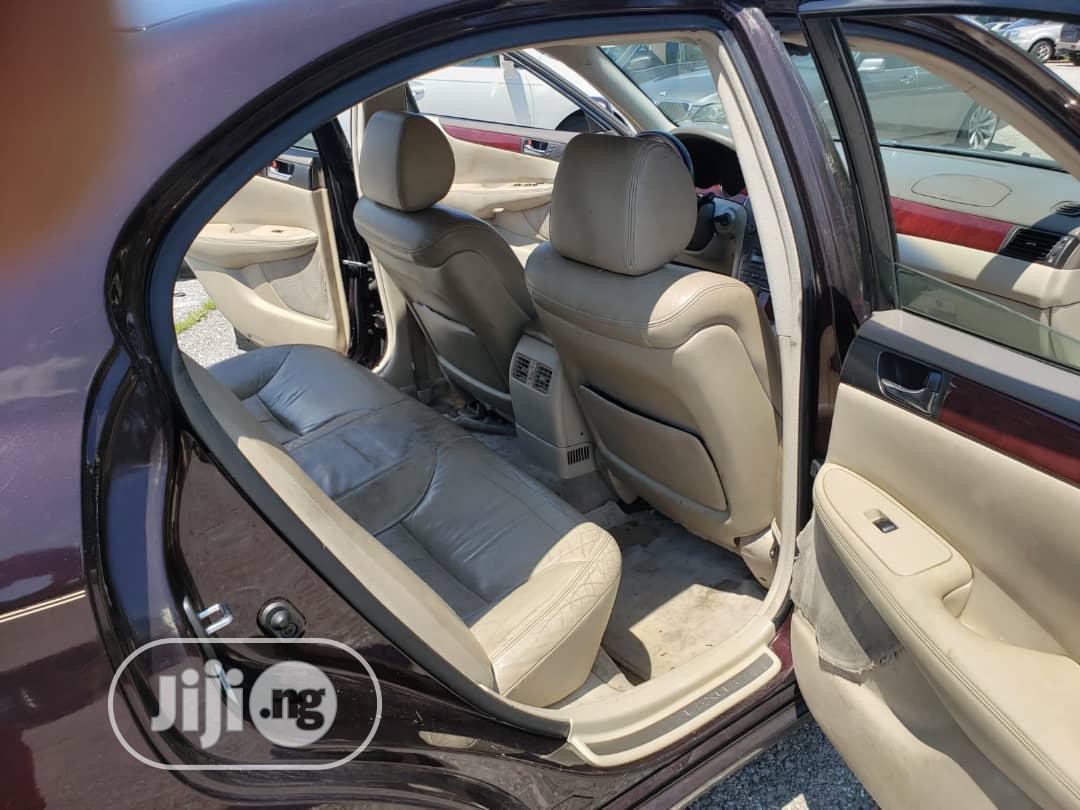 Lexus ES 2002 300 | Cars for sale in Isolo, Lagos State, Nigeria