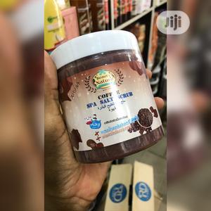 Beauty Nature Coffee Salt Scrub   Skin Care for sale in Lagos State, Amuwo-Odofin