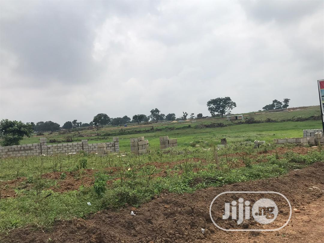 550sqm Land Proposed for 5 Bedroom Fully Detached Duplex | Land & Plots For Sale for sale in Lugbe District, Abuja (FCT) State, Nigeria