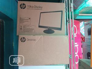HP 19ka Display Monitor   Computer Monitors for sale in Lagos State, Ikeja