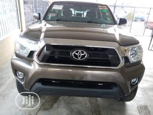 Toyota Tacoma 2012 Double Cab V6 Automatic Brown   Cars for sale in Lagos State, Surulere