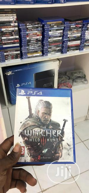 CHEAP Ps4 WITCHER 3 Wildhunt   Video Games for sale in Abuja (FCT) State, Wuse 2