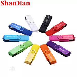 OTG USB Flash Drive 32GB Pen Drive USB 2.0 | Accessories for Mobile Phones & Tablets for sale in Enugu State, Enugu